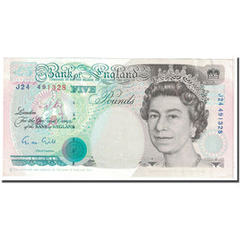 Banknote, Great Britain, 20 Pounds, 1988, KM:384b, EF(40-45)