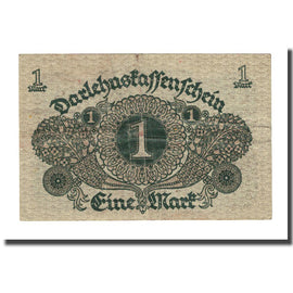 Banknote, Germany, 1 Mark, 1920-03-01, KM:58, EF(40-45)