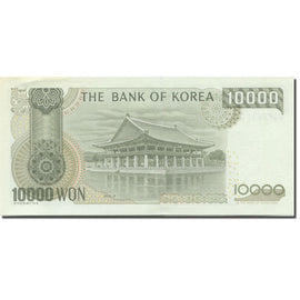 Banknote, South Korea, 10,000 Won, 2000, KM:52a, UNC(63)