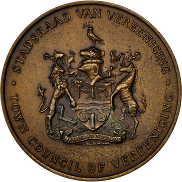 South Africa, Politics, Society, War, Medal, AU(50-53), Copper, 38, 22.70
