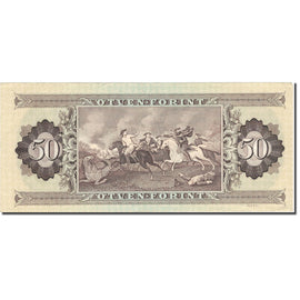 Banknote, Hungary, 50 Forint, 1989, 1989-01-10, KM:170h, EF(40-45)