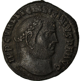 Coin, Licinius I, Follis, 312-313, Kyzikos, EF(40-45), Copper, RIC:105a