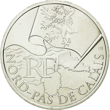 Coin, France, 10 Euro, 2010, MS(60-62), Silver, KM:1664