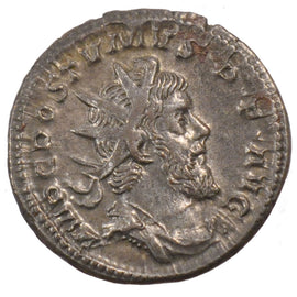 Antoninianus, MS(60-62), Billon, Cohen #377, 4.70