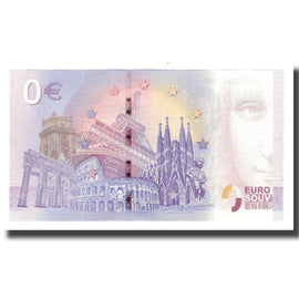 Switzerland, Tourist Banknote - 0 Euro, Switzerland - FIFA World Cup - Swiss
