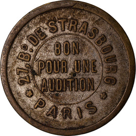 France, Token, The Music, Palace Chansons, Bon pour une audition, EF(40-45)