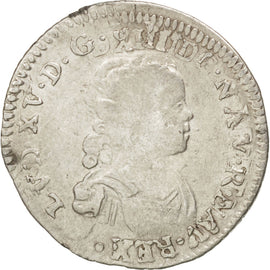 Coin, France, 1/10 Ecu, Limoges, VF(20-25), Silver, KM:418, Gadoury:289