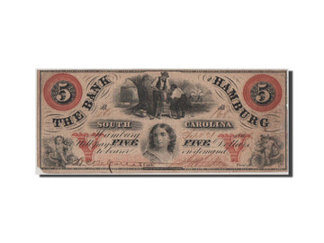United States, 5 Dollars, 1860, VF(30-35)