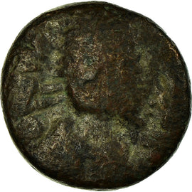 Coin, Justinian I, Pentanummium, 540-565, Uncertain Mint, VF(20-25), Copper
