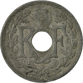 Coin, France, 10 Centimes, 1941, Paris, EF(40-45), Zinc, KM:895