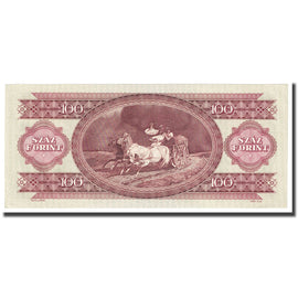 Banknote, Hungary, 100 Forint, 1989, KM:171h, UNC(64)