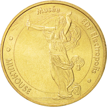 Other Coins, Token, 2009, MS(63), Cupro-nickel Aluminium, 15.00