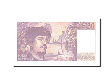 Banknote, France, 20 Francs, 1981, Undated, UNC(65-70), Fayette:66.2, KM:151a