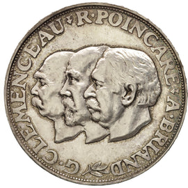 Coin, France, 20 Francs, 1929, MS(63), Silver, Gadoury:851