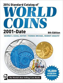 Book, Coins, World Coins, 2001-2014, 8th Edition, Safe:1842-5