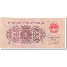 Banknote, China, 1 Jiao, KM:877c, EF(40-45)