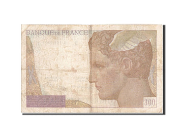 Banknote, France, 300 Francs, 300 F 1938-1939, 1938, 1938-10-06, VF(30-35)