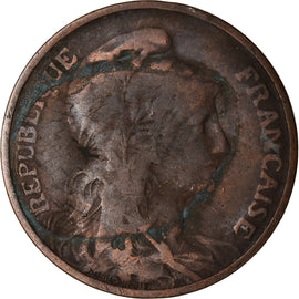 Coin, France, Dupuis, 5 Centimes, 1906, Paris, VF(30-35), Bronze, KM:842