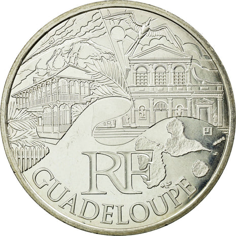 Coin, France, 10 Euro, 2011, MS(63), Silver, KM:1737