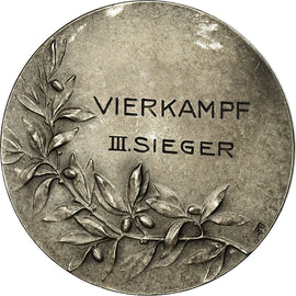 Switzerland, Medal, VI. Schweiz Akad Olympia, Basel, Sports & leisure, 1919