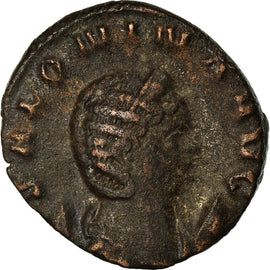 Coin, Salonina, Antoninianus, 263, Rome, VF(30-35), Billon, RIC:24