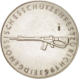 1963 Zürich Sport shooting celebration, Token