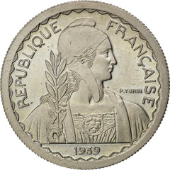 Coin, France, 10 Francs, 1929, MS(60-62), Cupro-nickel, Gadoury:804