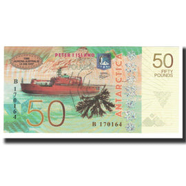 Banknote, Norway, 50 Pounds, UNC(65-70)