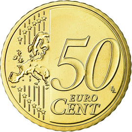 Austria, 50 Euro Cent, 2013, MS(65-70), Brass, KM:3141