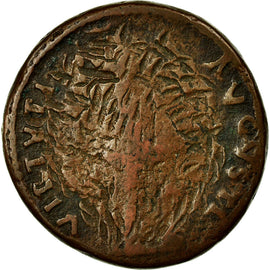 Coin, Domitia, As, Roma, VF(20-25), Copper, Cohen:647