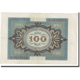 Banknote, Germany, 100 Mark, 1920, 1920-11-01, KM:69b, AU(55-58)