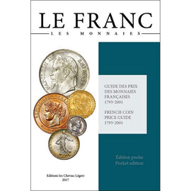 "Book, Coins, France, Le Franc ""Poche"", 2017, Safe:1795/17"