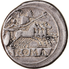 Coin, Anonymous, Didrachm, Rome, EF(40-45), Silver, Crawford:30/1
