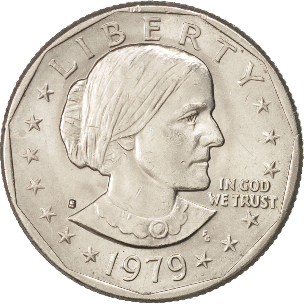 1979 susan b anthony coin worth