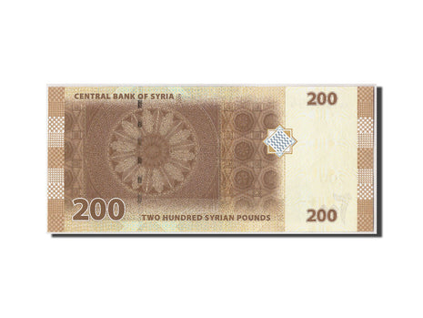 Syria, 200 Pounds, 2009, KM #114, UNC(65-70), A91016994