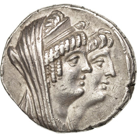 Syria (Kingdom of), Antiochus VIII (121-96 AV JC), Tetradrachm, AU(50-53),...
