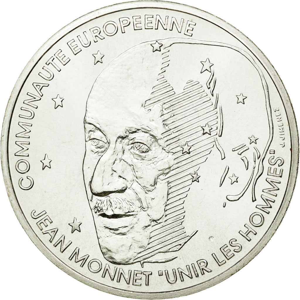 Coin, France, 100 Francs, 1992, MS(65-70), Silver, Gadoury:907