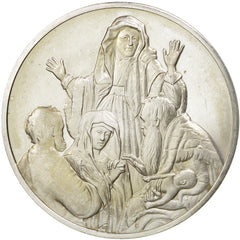 FRANCE, Arts & Culture, French Fifth Republic, Medal, AU(55-58), Silver, 50,...