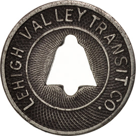 United States, Token, Lehigh Valley Transit Company