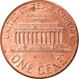 Coin, United States, Lincoln Cent, Cent, 2007, U.S. Mint, Denver, AU(55-58)