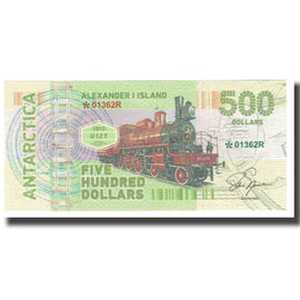 Banknote, Other, 500 Dollars, UNC(65-70)