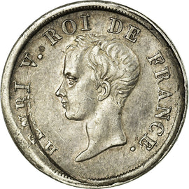 Coin, France, 1/2 Franc, 1833, EF(40-45), Silver, Mazard:914