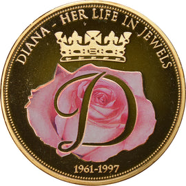United Kingdom, Medal, La Princesse Diana, The Engagement Ring, Politics