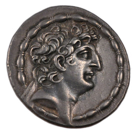 Syria (Kingdom of), Antiochus VIII (121-96 AV JC), Tetradrachm, MS(60-62),...