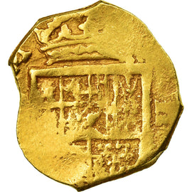 Coin, Spain, 2 Escudos, VF(30-35), Gold