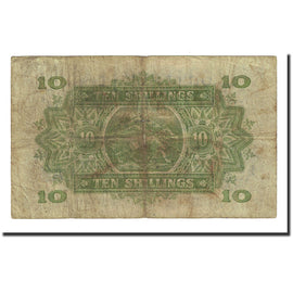 Banknote, EAST AFRICA, 10 Shillings, 1950-09-01, KM:29b, VF(20-25)