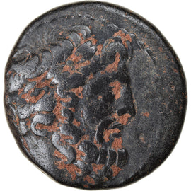 Coin, Seleucis and Pieria, Pseudo-autonomous issue, Bronze Æ, 58-57 BC