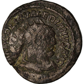 Coin, Gallienus, Antoninianus, 255, Samosata, VF(20-25), Billon, RIC:293
