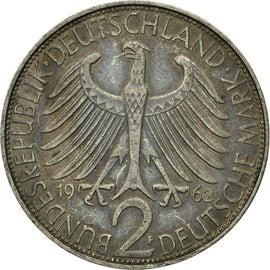 Coin, GERMANY - FEDERAL REPUBLIC, 2 Mark, 1947, Stuttgart, VF(30-35)