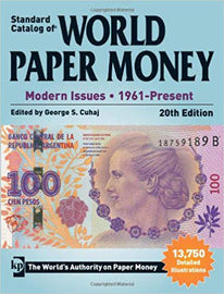 Book, Billets, World Paper, 1961-2014, 20th Edition, Safe:1843-3